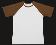 Raglan Chocolate T-Shirt